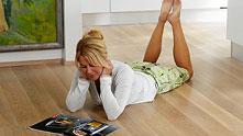 Lepené podlahy
