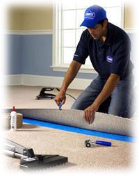 Naši podlaháři provedou odborně pokládky koberců
