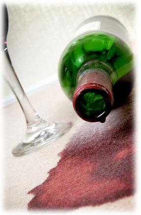 Znečištěný koberec není dobrou vizitkou jeho majitele